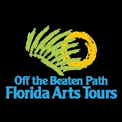 Off the Path Florida Arts Tours logo